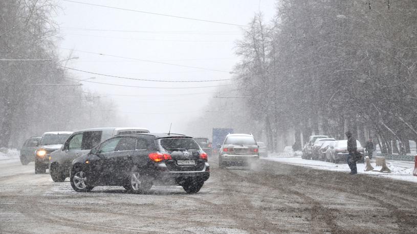 31 декабря в Москве перекроют центр (есть список улиц)