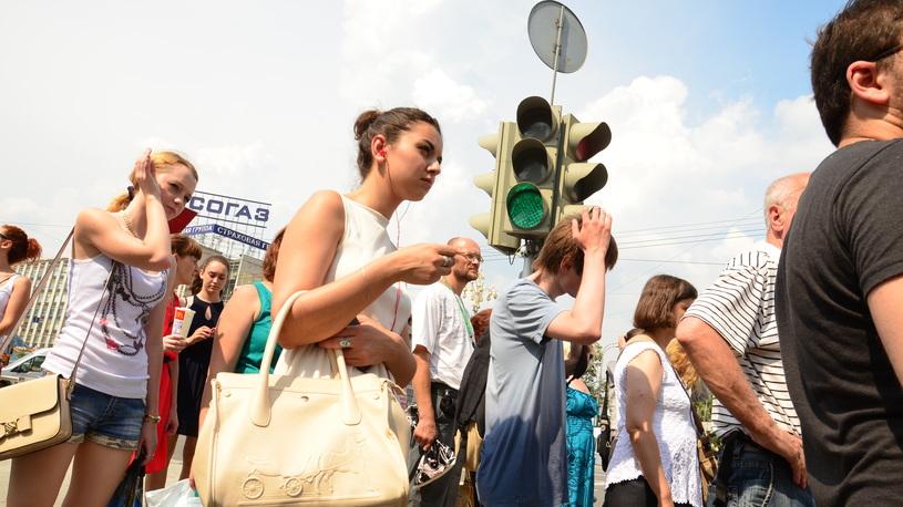 В России появится своя система распознавания пешеходов для автомобилей
