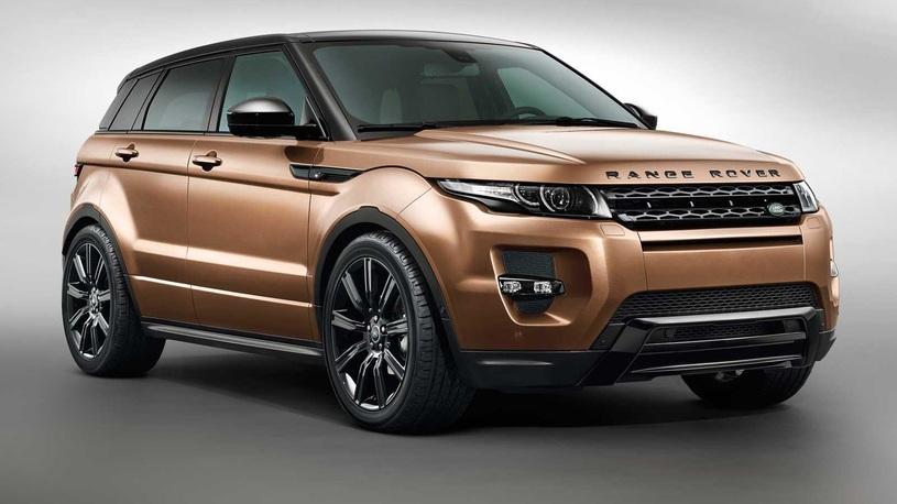 Следующий Range Rover Evoque будет гибридным