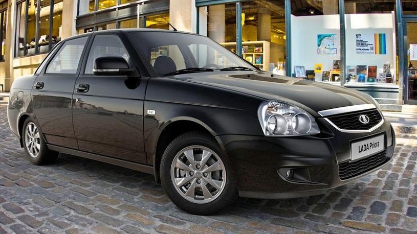 Названы самые продаваемые автомобили в России за последние 20 лет