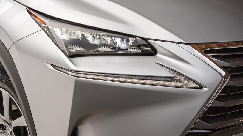 В России отзывают Lexus NX из-за проблем с тормозами