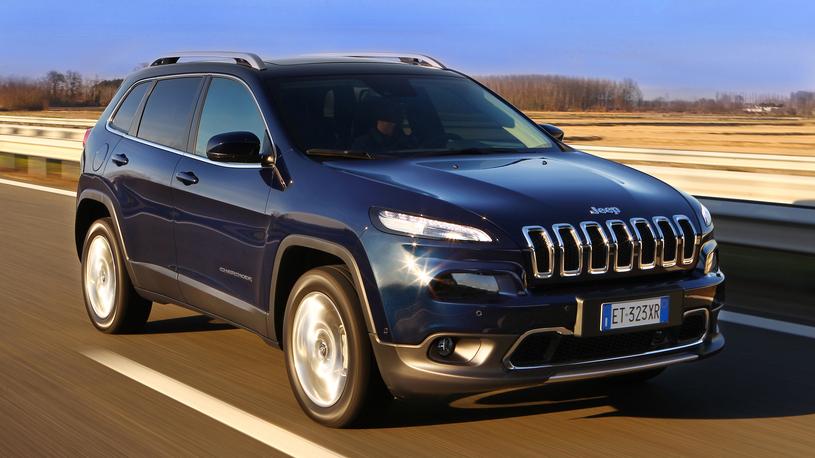 У Jeep Cherokee обнаружен опасный дефект трансмиссии