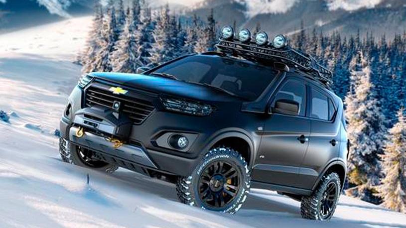 Господдержка новой Chevrolet Niva остается под вопросом