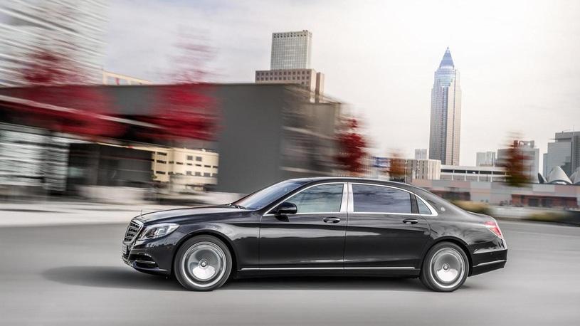 В России упал спрос на роскошные автомобили