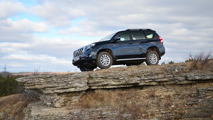 Тест-драйв Toyota LС Prado: царь горы
