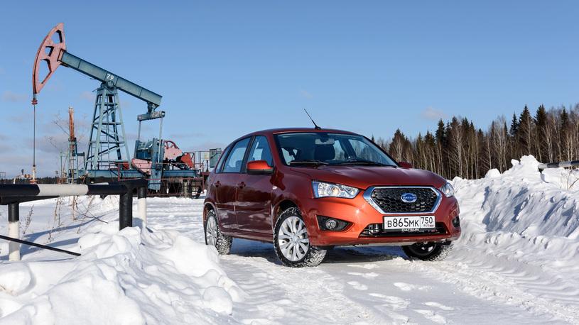 Тест-драйв Datsun mi-Do: импортозамещаемся японского поля русской ягодой