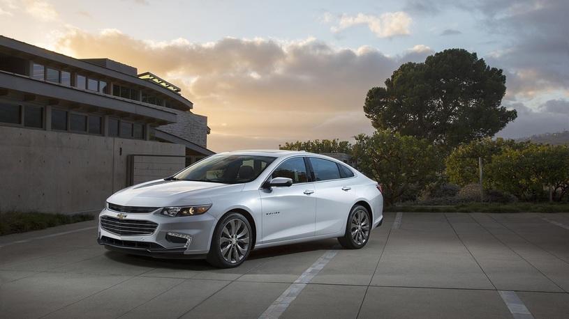 GM готовит к дебюту 9-ступенчатый автомат