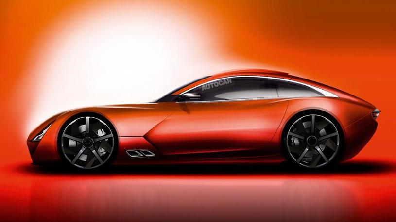 Возрожденная компания TVR построит - суперкар на каждый день