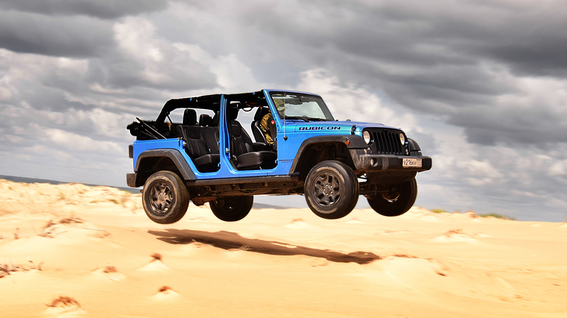 Тест-драйв Jeep Wrangler Unlimited Rubicon: последний из могикан