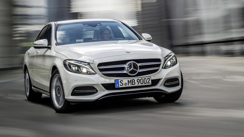Более тысячи автомобилей Mercedes-Benz отзывают для перепрошивки ESP