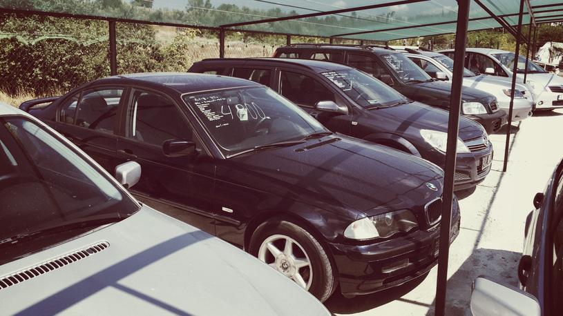Продажи подержанных автомобилей начали год с роста