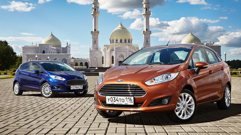 В России подорожала самая бюджетная модель Ford