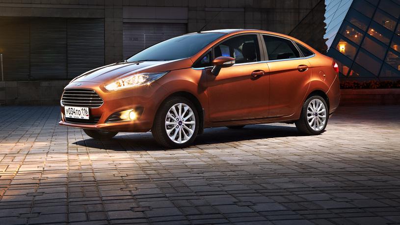 Тест-драйв Ford Fiesta: все что вы хотели знать о новом бюджетнике
