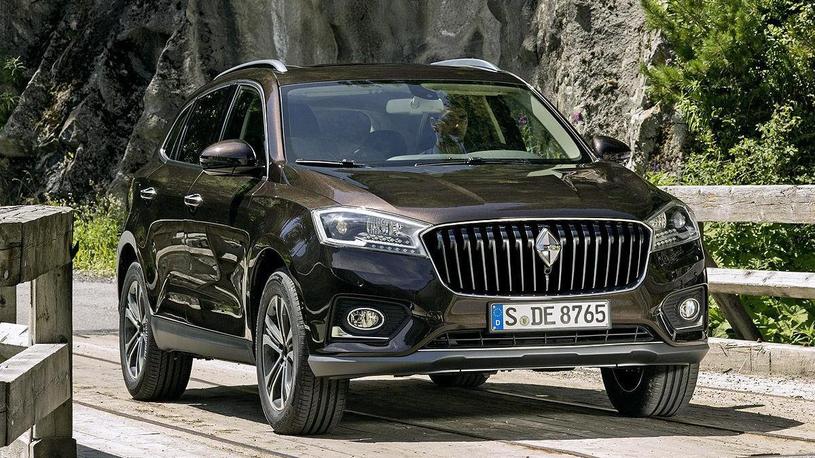 В России будут продавать автомобили возрожденной марки Borgward