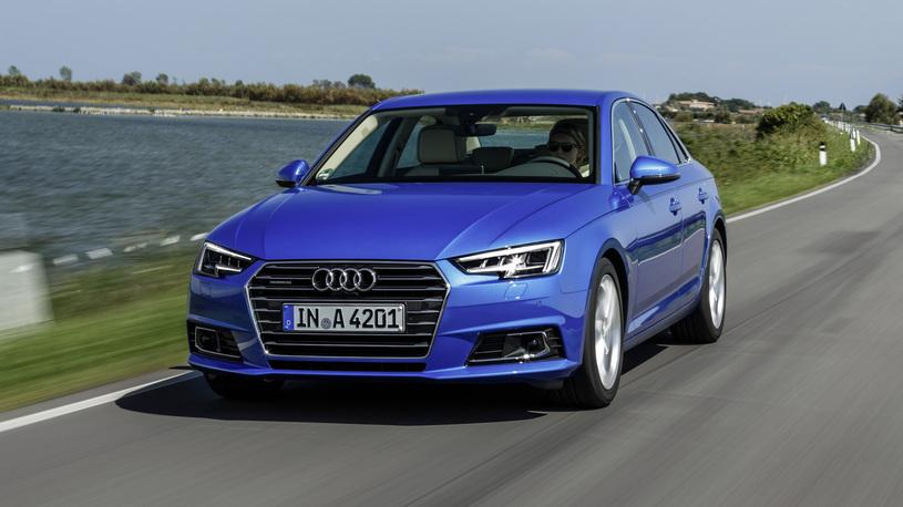 В России попытались отозвать несуществующую модель Audi