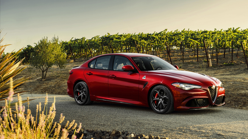 Alfa Romeo Giulia может получить хардкорную версию