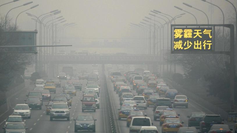 В Китае пометят все новые автомобили