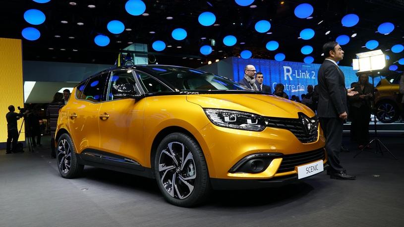 Renault-Nissan может создать гигантский автоконцерн с Fiat-Chrysler