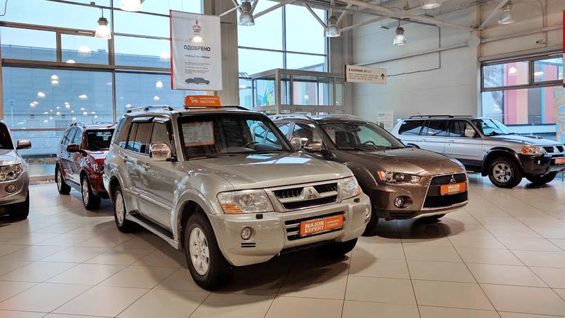 В России назвали регионы, где продают больше всего б/у автомобилей