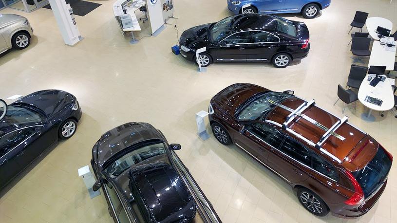 Названы самые известные автомобили в российской столице порезультатам сентября