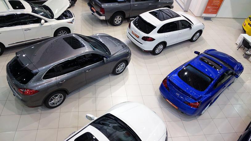 Средняя цена нового автомобиля в РФ составила почти 1,5 млн руб