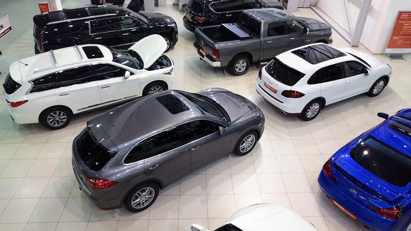 В России за месяц подорожали автомобили 33 брендов
