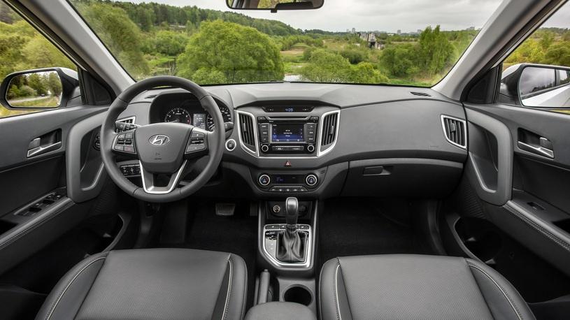 Началось массовое производство кроссовера Hyundai Creta