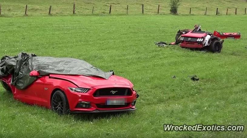 """Богатые тоже бьются: куда Ford """"мустангов"""" не гонял"""