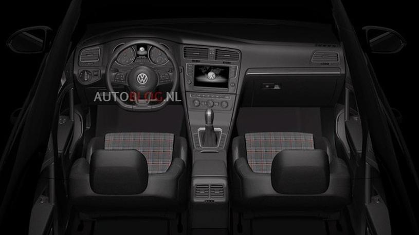 Рассекречены интерьеры сразу трех новых Volkswagen