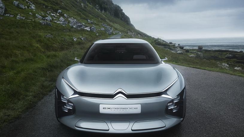 Компания Citroen задумала новую флагманскую модель