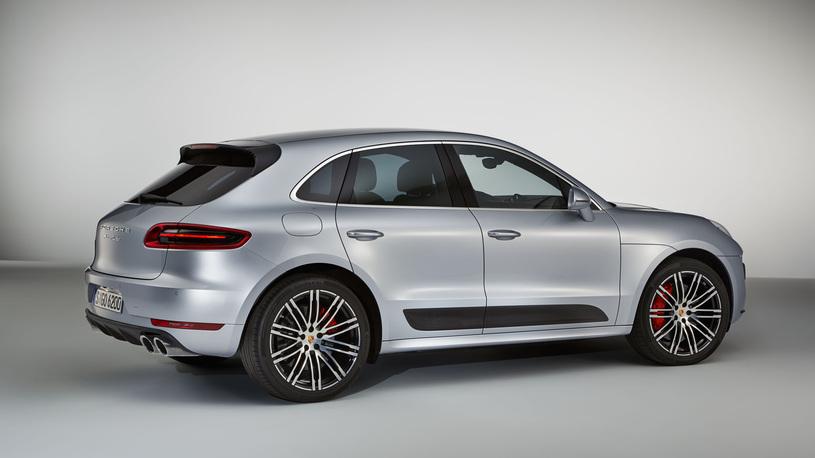 Porsche Macan получил еще одну мощную модификацию