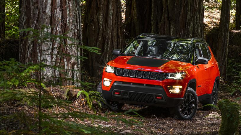 Новый Jeep Compass оценили в рублях