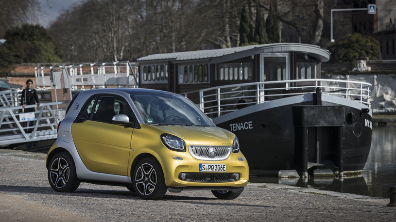 Автомобильная марка Smart может уйти в историю