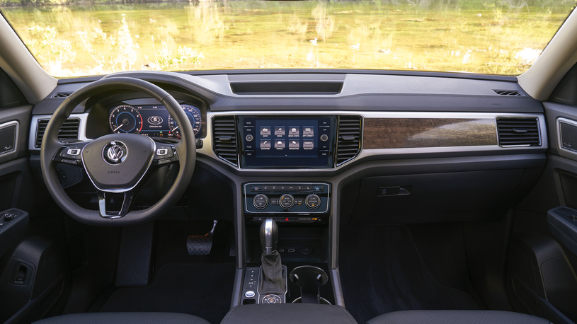 VW Teramont доступен кзаказу с12марта