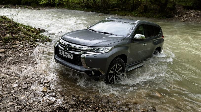 Mitsubishi Pajero Sport начали выпускать в России