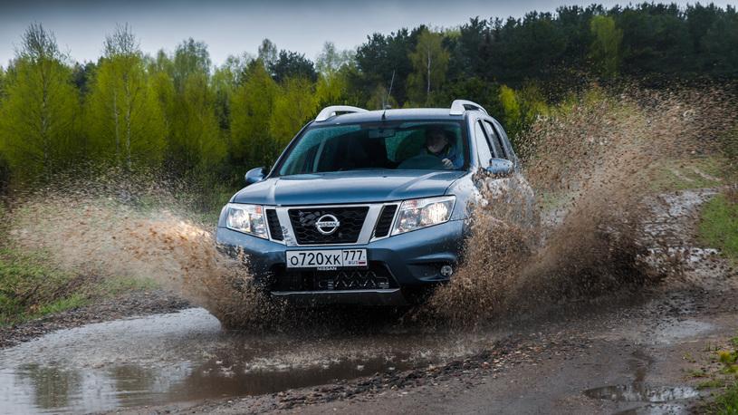 Nissan Terrano: что изменилось в версии 2017 года