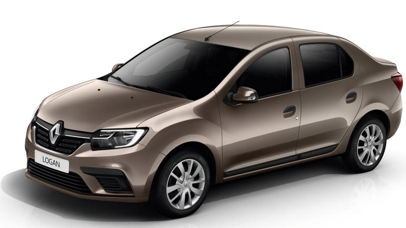 Новый Renault Logan: первые подробности