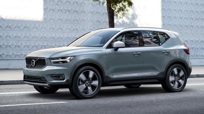 Volvo может получить двигатели Mercedes-Benz благодаря китайцам