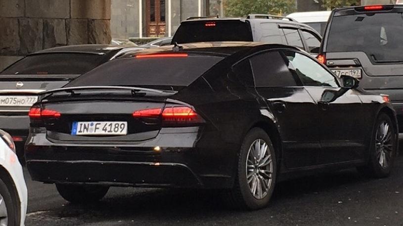 Ауди анонсировал премьеру Ауди A7 Sportback 2-го поколения