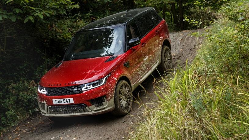 В России подорожали автомобили марки Land Rover