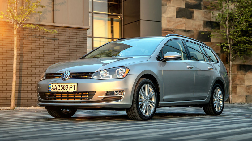 Скандал на Украине: дешевые Volkswagen из США продавали по