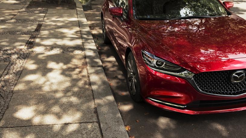 Обновленная Mazda6 получит мощный турбомотор