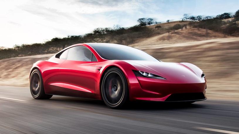 Ошеломляющий родстер Tesla: рекордный разгон и запас хода 1 000 км