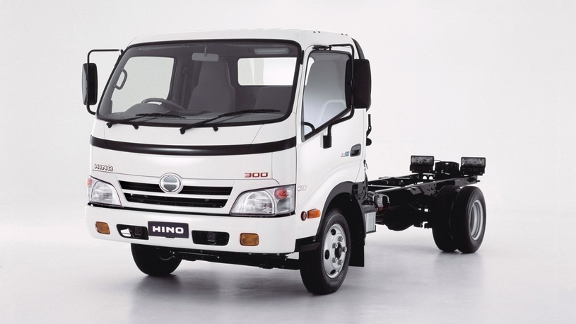 В Подмосковье будут выпускать японские грузовики