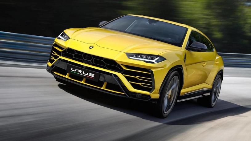 Тест-драйв Lamborghini Urus: прячьтесь, Cayenne и Bentayga (видео!)