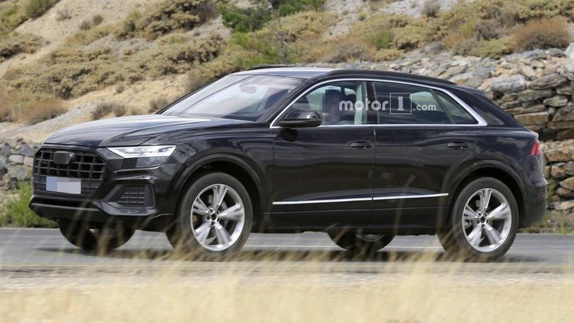 Названа дата премьеры флагманского кросс-купе Audi Q8