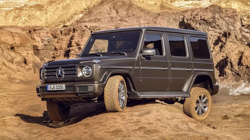 Новый Mercedes-Benz G-Class: все подробности о новинке