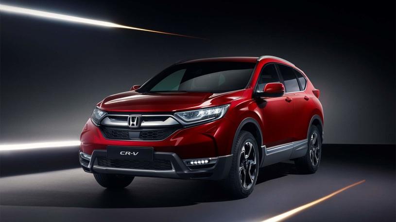 Посчитали-прослезились: зеркало заднего вида Honda CR-V