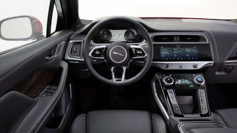 Серийный Jaguar I-Pace — полные характеристики и фото