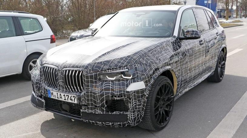 Стало известно, когда будет представлен новый BMW X5